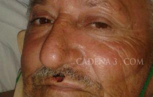 Vicente Valdéz se recupera milagrosamente.