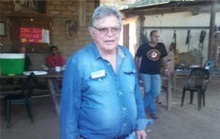 Rony Vargas llegó a la casa de los Rojas en Marca Borrada.