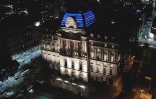 La Presidenta inauguró esta tarde el Centro Cultura Kirchner.