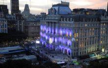 Cristina dijo que es el centro cultural ''más grande de Latinoamérica''.