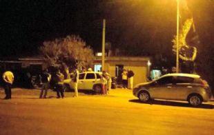 La casa en donde el hombre mató a su ex (Foto: Gentileza Periodismo Regional)