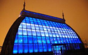 El centro cultural es el ''más grande de Latinoamérica''.