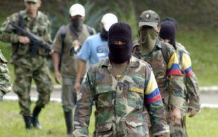 Las Farc levantaron el cese al fuego a raíz de un ataque a uno de sus campamentos.