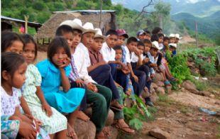 Los chorote viven en ambas orillas del río Pilcomayo.