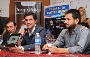 Urtubey valoró la iniciativa de Jorge Rojas y su familia.