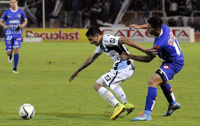 ''El Pirata'' viene de caer ante Godoy Cruz en Mendoza.