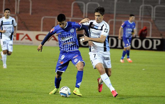 Godoy Cruz vs Belgrano