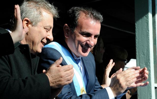 ''Paco'' Pérez le apuntó a la dirigencia de Godoy Cruz.