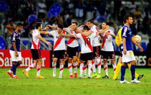El ''Millonario'' tuvo una noche soñada en Belo Horizonte.