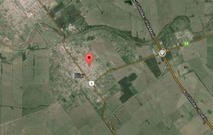 El siniestro se produjo en a la altura del km 662.