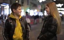 El video fue publicado por un sitio italiano y se viralizó en Argentina.