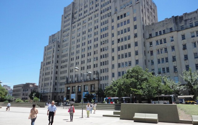 Facultad de Medicina de Buenos Aires (UBA)