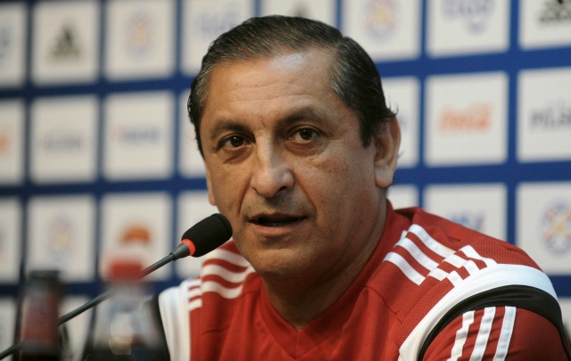 Ramón Díaz dio la lista de los 23 convocados.