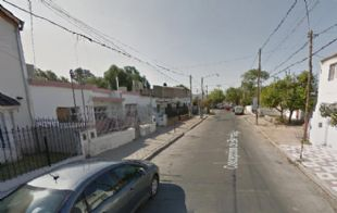 El hecho se produjo en calle Concepción del Bermejo al 3400 (Foto: Street view)