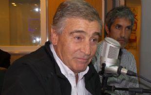 Oscar Aguad fue El Candidato en ''Viva la Radio''.