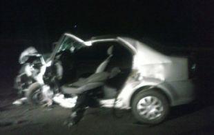 Un muerto tras un choque frontal en ruta 8 en Córdoba.