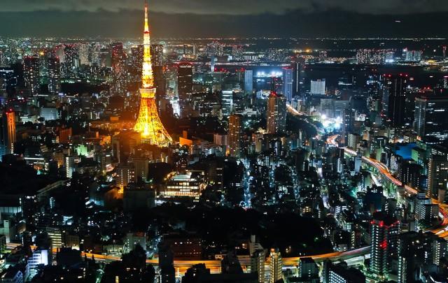 Un fuerte temblor sacudió a Tokio.