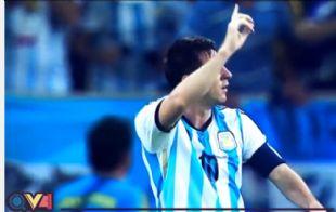 La Selección Argentina, el nuevo protagonista del video de QV4.