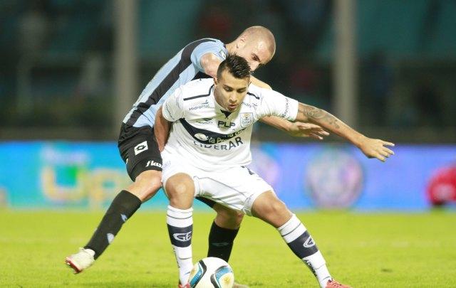 Belgrano perdió como local en el Kempes.