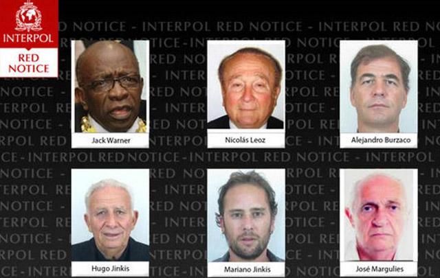 Interpol - FIFA