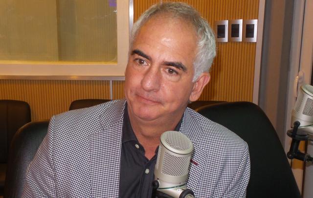 Gusta Restrepo, arquitecto colombiano.