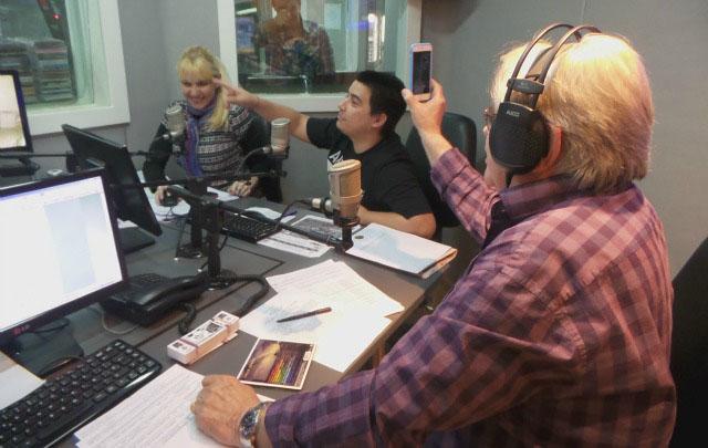 Viva la Radio debutó con ''Periscope''.