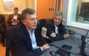 Macri le pidió a los cordobeses que lo acompañen en su idea de cambio.
