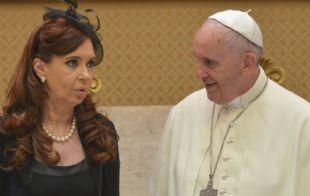 Cristina asistirá a una misa del Papa en Paraguay.