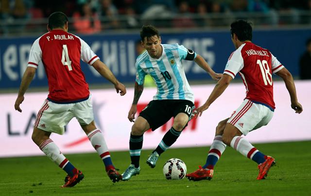 Messi será nuevamente una de las principales cartas de Martino.