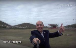 Mario Pereyra, ya tiene su video 360.