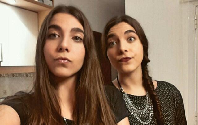 Leila y Nur, el orgullo del colegio El Torreón de Villa Allende.