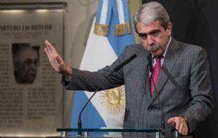 Aníbal Fernández señaló que es inviable la propuesta de De la Sota.
