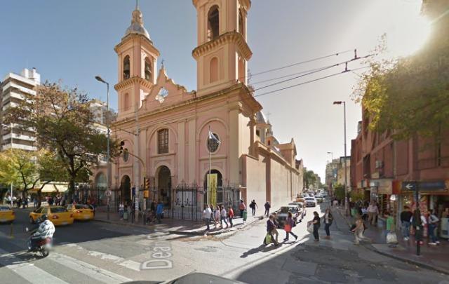 Accidente fatal en pleno centro de Córdoba.