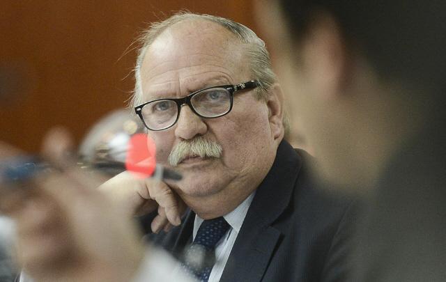 """""""Pedí que me repongan en el cargo"""", sostuvo el juez (Foto: Archivo)"""