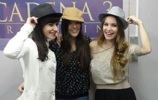 Las chicas de Cadena 3 se sumaron a la moda que impuso Mario.