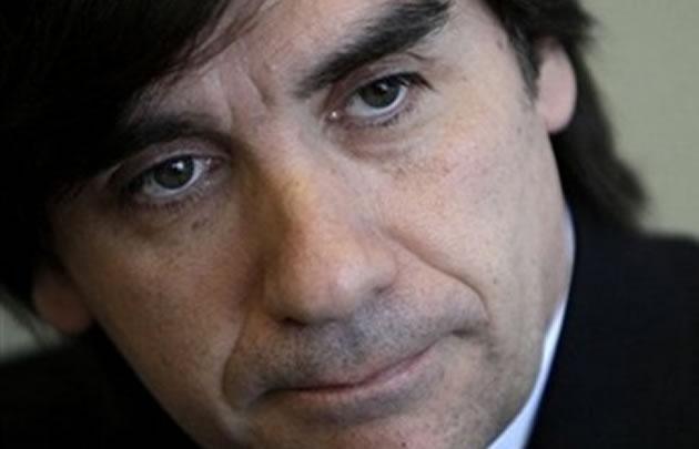 El ex director de Aerolíneas Argentinas, Jorge Molina.