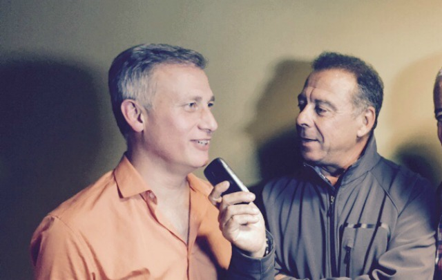 A los 43 años, Esteban Avilés logró su reelección.