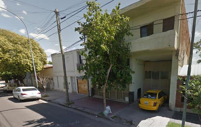 El hecho fue en Viamonte al 1200 (Foto: Google Street View)