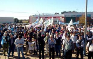 El campo vuelve a protestar en todo el país.