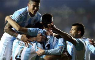 El partido de Argentina y Paraguay fue lo más visto del 2015.