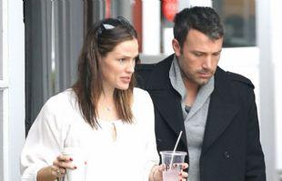 Jennifer Garner y Ben Affleck se separaron tras 10 años de matrimonio.