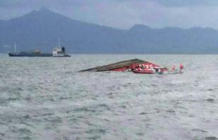 Aún quedan 26 desaparecidos por el naufragio.