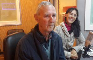 Luis ganó el concurso de Cadena 3, en el que participó su hija.