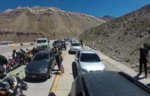 Más de 10.000 mendocinos cruzarán el Paso fronterizo Los Libertadores.