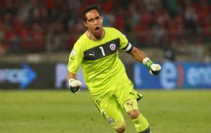 Claudio Bravo dijo que Chile no le teme a ninguna selección.