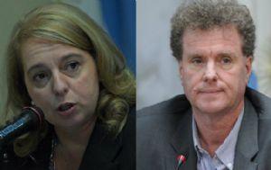 Giudici y Milman denunciaron a la Presidenta por su uso de la cadena nacional.