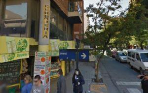 El hecho ocurrió en bulevar Ilia (Foto: Google Street View)