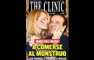 Tapa de The Clinic