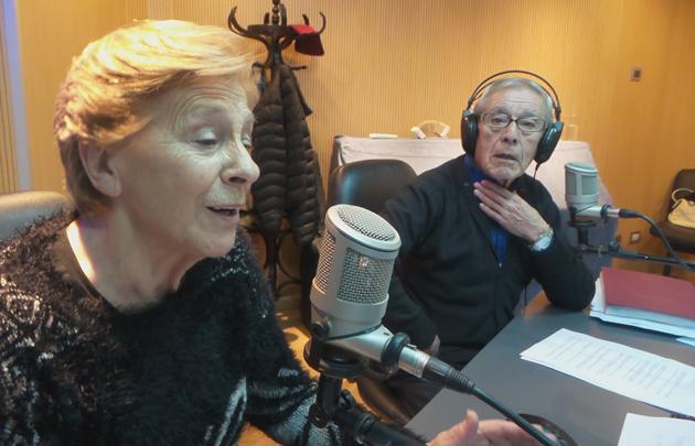 Clidy y Tito, dos íconos de la radio, celebraron su día en Cadena 3.