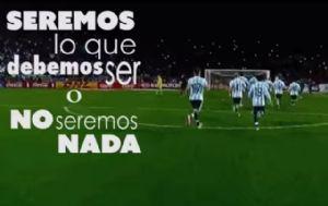 Fuerza Argentina - Copa America Chile 2015 (QV4)